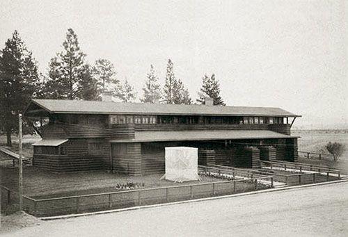 Les 168 meilleures images du tableau frank lloyd wright - Frank lloyd wright architecture organique ...