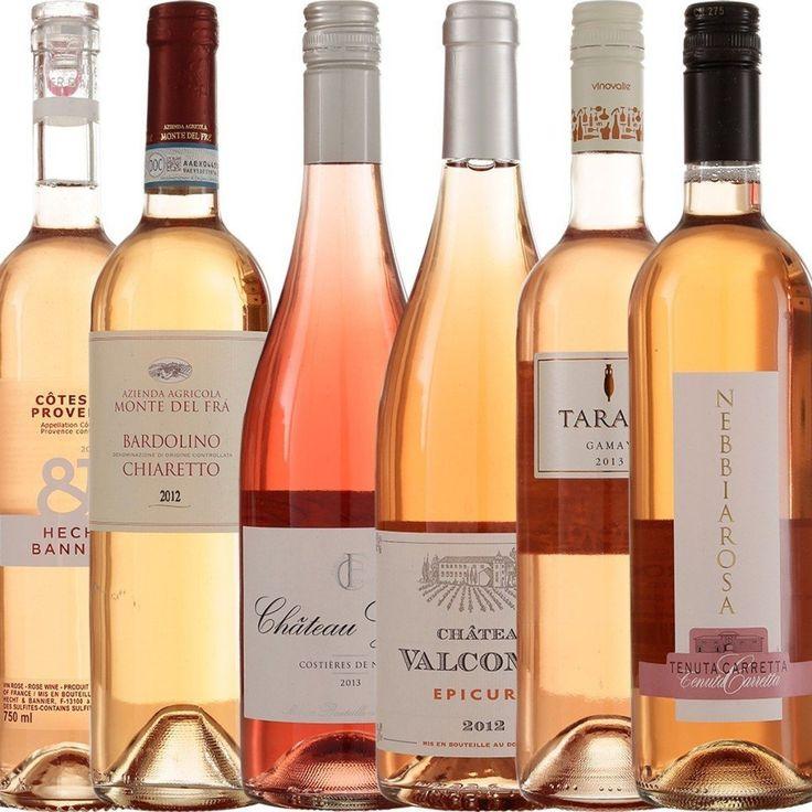 Rose wine http://www.flaskeposten.dk/product/sommerens-rose-smagekasse-2014/