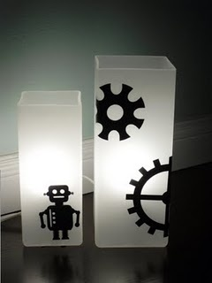 lighting for kids rooms (that's cute; using those IKEA lights)