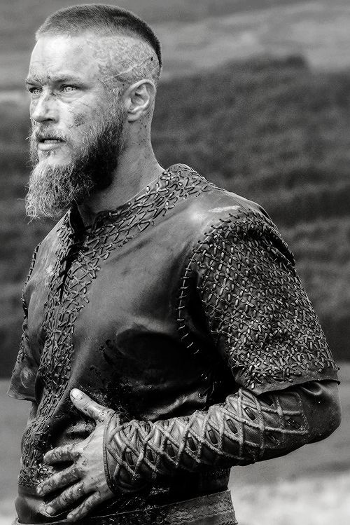 """Ragnar Lodbrok or Lothbrok (Old Norse: Ragnarr Loðbrók, """"Ragnar Shaggy-Breeches"""") was a legendary Norse ruler, king, and hero described in Old Norse poetry and sagas. Ragnar was the scourge of France and England in the 9th century and the father of many renowned sons, including Ivar the Boneless, Björn Ironside, Halfdan Ragnarsson, Sigurd Snake-in-the-Eye, and Ubba. While these men are historical figures, it is uncertain whether Ragnar himself existed or really fathered them…"""