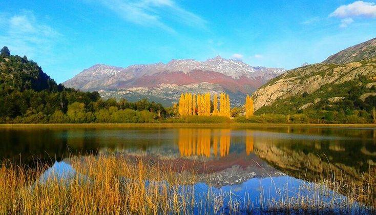 """Futaleufu in Autumn   from Turismo Esquel http://www.esquel.gov.ar/turismo/ on Twitter:  http://t.co/4QcmxP5Qx2"""""""