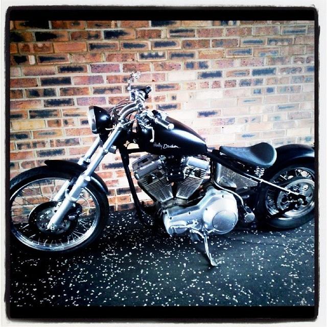 Harley hybrid.