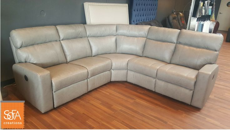 Model Of We just put our new Oakwood sectional on the floor of our Redwood City showroom HD - Beautiful custom leather sofas Trending