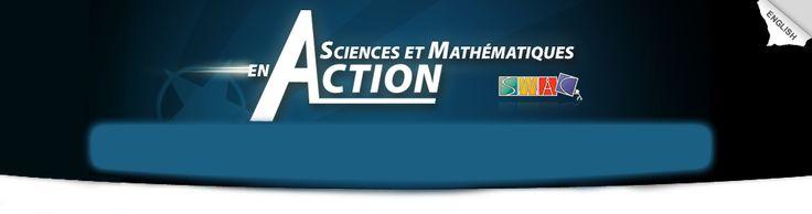 Création du département de mathématiques et de statistique de l'Université Laval afin de voir les mathématiques d'un oeil plus amusant.