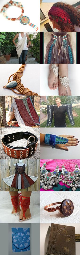 Tribal by Linarain on Etsy--Pinned+with+TreasuryPin.com