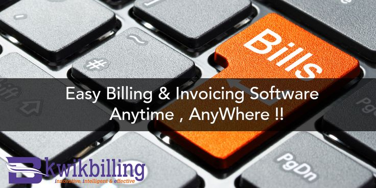 #KwikBilling - Easy Online #Billing & #Invoicing Software. Anytime , Anywhere - https://goo.gl/mxVSjO