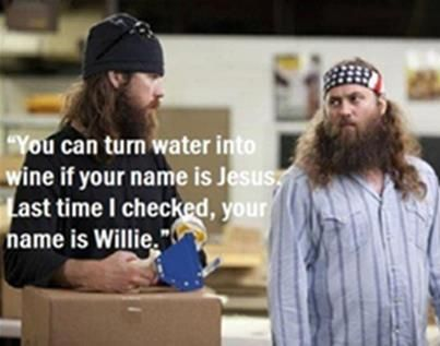 Last time I checked, your name is Willie :)