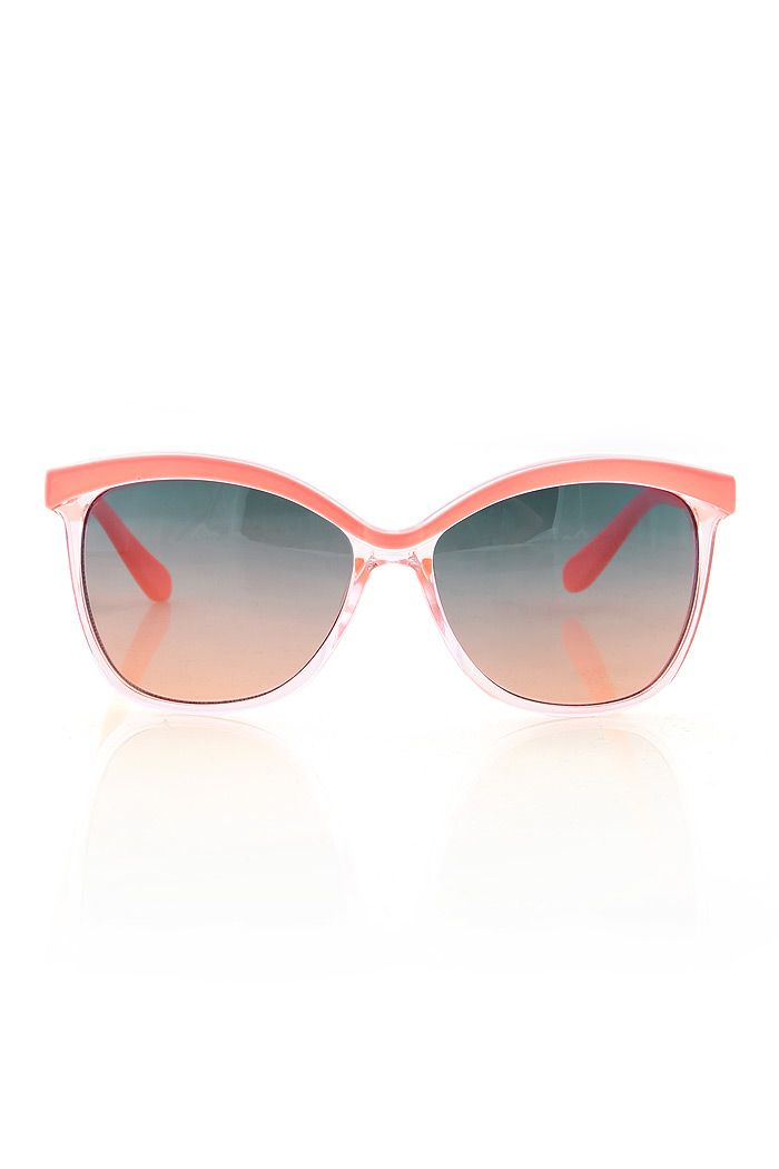 Border Line Sunglasses - Trendy Sunglasses at Pinkice.com