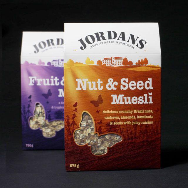 Jordans Cereal by 1HQ.