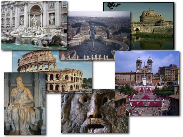 Tourist attractions in Rome, Italy ~ Tourist Destinations