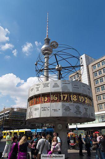 Aleksander Platz, Berlin, Germany