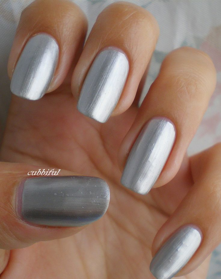 Best 25 silver nail art ideas on pinterest nail polish designs 30 quick and easy silver nail design ideas 2015 silvernails nailart2015 naildesigns2015 prinsesfo Gallery