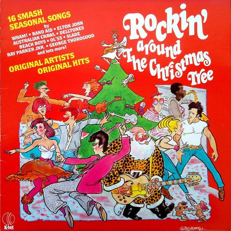 Rockin Around Christmas Tree