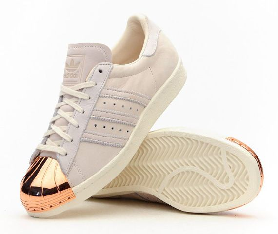 adidas Originals Superstar 80s W - Metal Toe - FreshnessMag.com