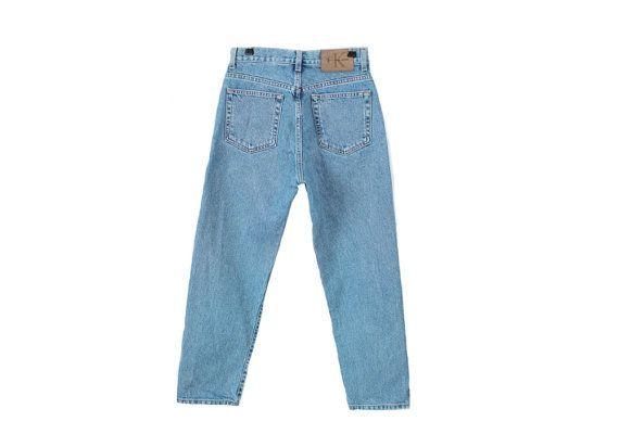 90s calvin klein jeans