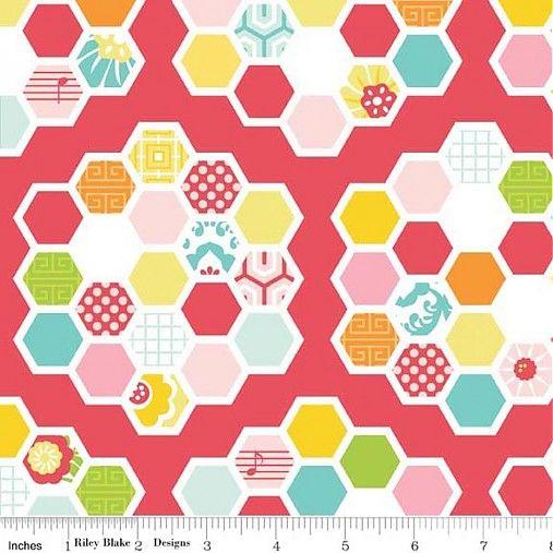 Bubulakovo / R.Blake - Simply Sweet, červená mozaika(100�vlna)