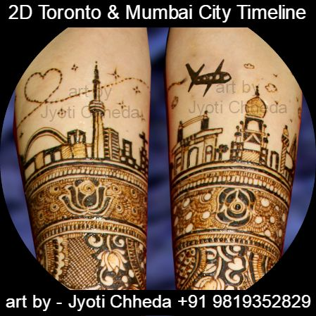 Apply or Learn this art from Jyoti Chheda +91 9819352829 Bridal Mehendi orders Open