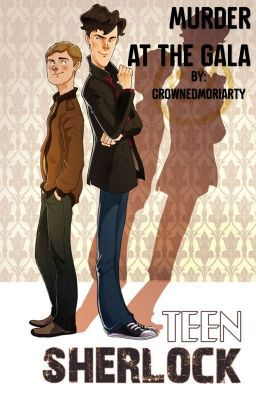 """I just posted """"The new roommate """" for my story """"TeenLock-Murder At The Gala """". http://w.tt/1Urzca4"""