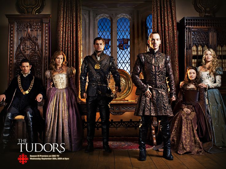 past seasons of tudors - photo #26