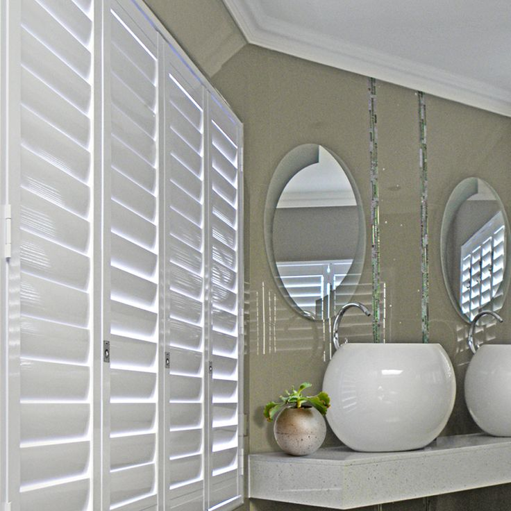 Integrity & beauty - Custom Aluminium Shutters for the same cost as Wooden Shutters!