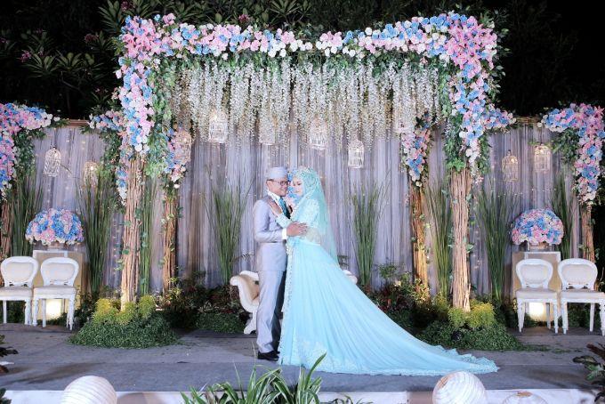 Putra & Arum by LAKSMI - Kebaya Muslimah & Islamic Wedding Service - 002
