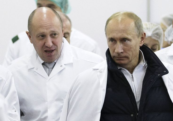 ICYMI: Charged 'Putin's chef' runs news sites along with troll army