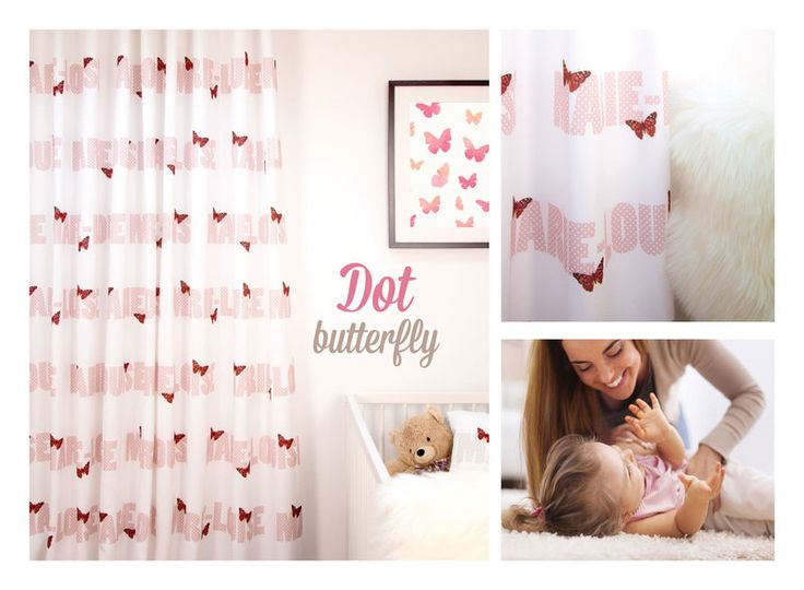 personalized curtain with name of your child
