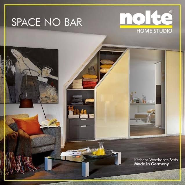1000 images about nolte bedroom wardrobes on pinterest wardrobes closet designs and modern - Nolte home studio ...