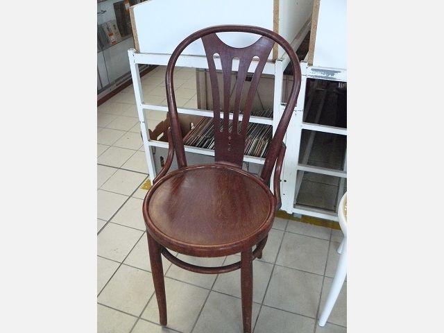 Photo1 Chaise Bistrot Decoration Maison