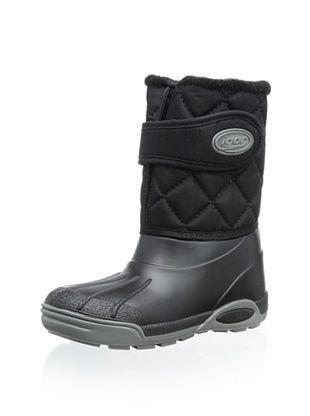 50% OFF igor Kid's Topo Ski Snow Boot (Negro)