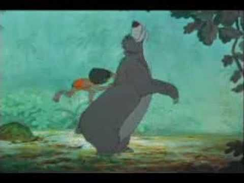 Bare Necessities - YouTube My first musical film and I still love it at almost 50 ;)