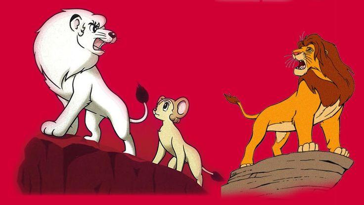 The Real Story: Was 'The Lion King' A Blatant Rip Off Of Osamu Tezuka's 'Kimba The White Lion?' #disney #thelionking #kimba #thewhitelion #movies #film #animation #classics #retro