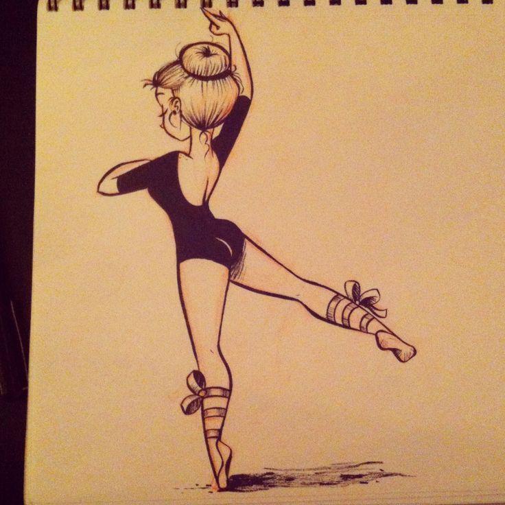 Genevieve FT - Last week drawings for #inktober!: