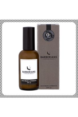 Face Cream & Aftershave, 100 ML