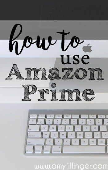 How to use Amazon Prime | How to get the most out of your Amazon Prime subscription and save money! Tips from a long-time Amazon Prime user.
