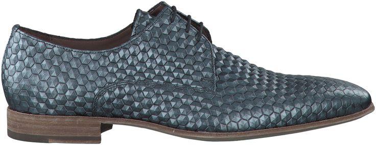 Grijze Floris van Bommel Geklede schoenen 14366