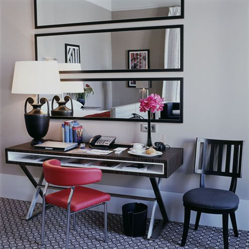 Wall Decor Using Mirrors : Best images about walls on photo