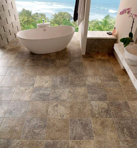 11 best images about hardwood to tile floor transitions on for Vinyl flooring bathroom