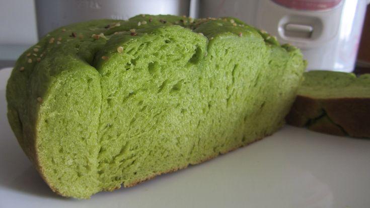 clip hướng dẫn cách làm bánh mì cải bó xôi cách làm bánh mì bằng nồi cơm...