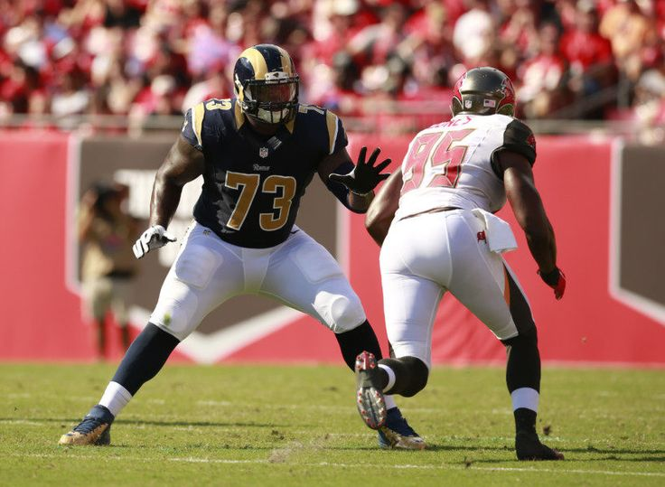 Report: Rams moving former No. 2 overall pick Greg Robinson to right tackle = Greg Robinson has not fared well as an NFL left tackle, and the Los Angeles Rams will have a decision to make regarding this future soon. For now, though, a position change is coming. And it won't yet involve Robinson making the move inside to guard. As the Rams begin their offseason program this week, the team is shifting Robinson to…..