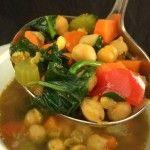 Nutritious And Yummy Ayurvedic Minestrone Recipe.