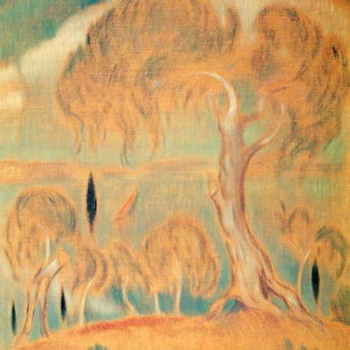 Olive trees, Konstantinos Parthenis