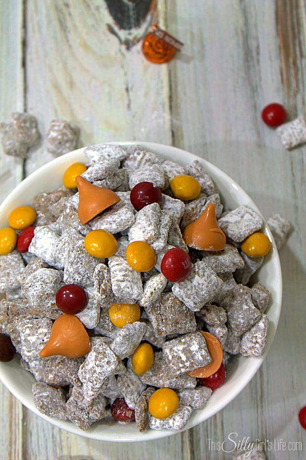 ... | Recipe | Pumpkin Patches, Peanut Butter M&ms and Pumpkin Pie Spice