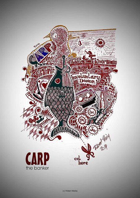 Carp the banker
