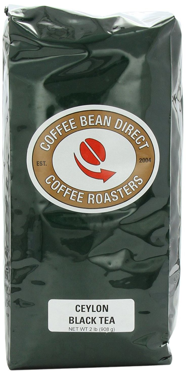 Coffee Bean Direct Ceylon Loose Leaf Tea, 2 Pound Bag ** Discover this special item, click the image : Fresh Groceries