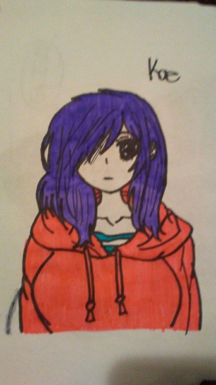 Kae Drawing From Kiss Him Not Me Drawings Art Anime