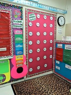 Wow! Must remember to check out before next year!! Great Classroom Ideas!