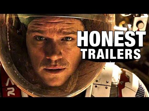 The Honest Trailer for The Martian Shows That It's Really Just Cast Away in Space | TIME