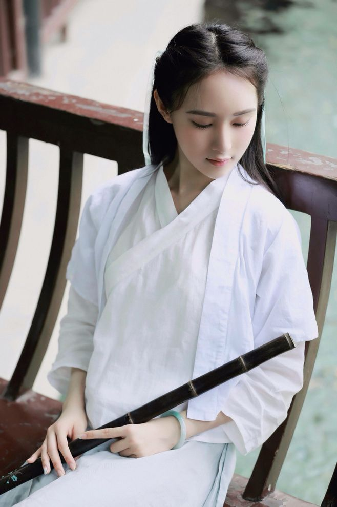Traditional Clothing Special Style Beautiful Girl And Model Include China Korea Japan