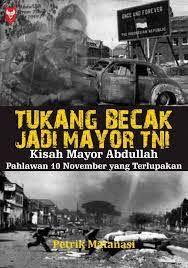 Abdullah adalah satu dari 90 persen orang Indonesia yang buta huruf pada 1945. Seperti kebanyakan orang di masa itu, tanggal lahirnya p...